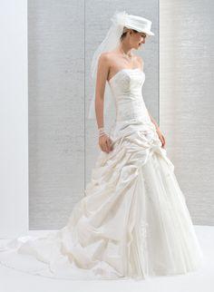 Collection 2015 Églantine Mariages et Cérémonies robe de mariée Mélodie