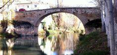 Publicamos  el puente sobre el río Tajo, en Trillo. #historia #turismo  http://www.rutasconhistoria.es/loc/puente-sobre-el-rio-tajo-en-trillo