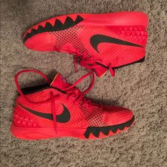 timeless design 5ec24 74eb9 Kyrie 1 deceptive red 7y Kyrie 1 basketball shoe, deceptive red color way.  The