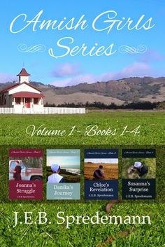 Sunnie Reviews: Amish Girls Series V. 1 by J.E.B. Spredemann ~ Sarah's Country Kitchen ~