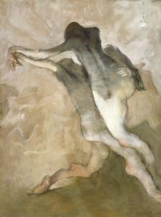 'Tango Lives' (1977) by Dorothea Tanning