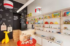 Toy Stores and Gift Shops for Children in Prague Kids Store, Toy Store, Prague Shopping, Prague Apartment, Rental Apartments, Luxury, Interior, Travel Ideas, Europe