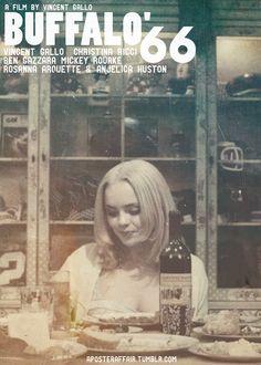Buffalo '66 (1998) Director: Vincent Gallo Victor Gallo, Christina Ricci, Anjelica Huston, Mickey Rourke