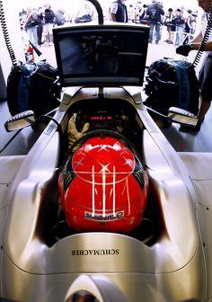 Michael Schumacher, Mercedes 2012