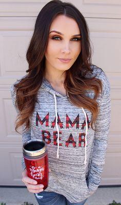 Mama bear style                                                                                                                                                                                 More