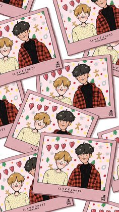 K Wallpaper, Wallpaper Iphone Cute, Cute Wallpapers, Chanbaek Fanart, Kpop Fanart, Baekyeol, Exo Fan Art, Fanarts Anime, Korean Art