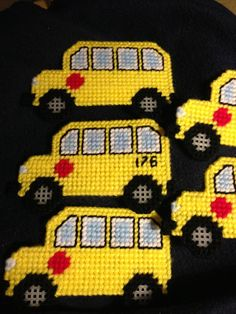School Bus Magnets