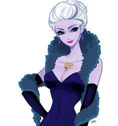 Ursula | yokoney #disney