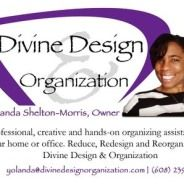 #MADISION #WI #BLACKBIZ OWNER: @trudivinedesign is now a member of Black Folk Hot Spots Online #BlackBusiness Community... SHARE TO #SUPPORTBLACKBIZ!  Divine Design & Organization is a professional organizing business offering home/small office organization services.
