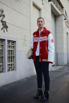 Galeria de Fotos Moda de rua: o melhor do street style de Milão em 50 fotos // Foto 21 // Notícias // FFW