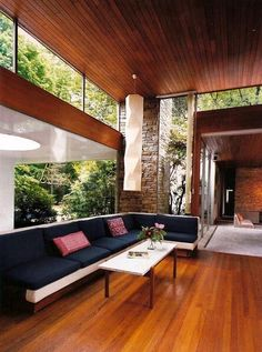Mid-Century Modernism: Blurring the Lines Between Indoor and Outdoor Spaces since 1935