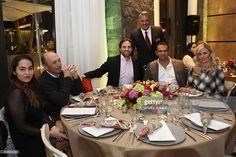 Chef Meir Adoni Chef Michael Solomonov Chef Eitan Vanunu and CEO... News Photo | Getty Images