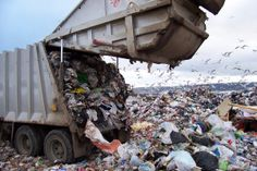 Landfill, photo from Stock Footage.