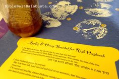 The rosh moon and hashanah