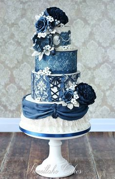 Their cake designs are amazing and unusual!