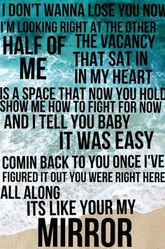 Mirrors~ Justin Timberlake Lyrics. Hope ya like it!