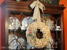 coffee-filter-wreath