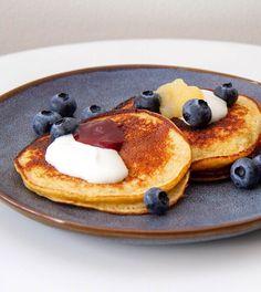 Pancakes, Nom Nom, Baking, Breakfast, Food, Recipes, Morning Coffee, Pancake, Bakken