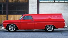 '65 Chevy Panel Delivery