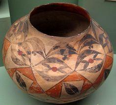 Southwest pottery by oldmantravels, via Flickr