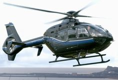 Helicopter Charter: EC-135 Helicopter