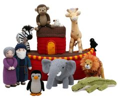 Knitables - I think this shall be my next knitting conquest :) Looks like a challenge, but a fun one...
