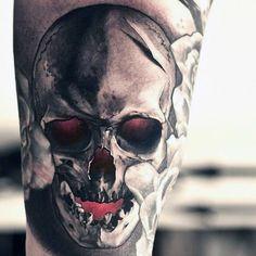 Skull Tattoo Sleeve