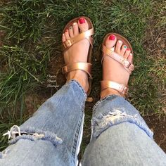 Fabulousness of summer Rose Gold Sandals, Birkenstock Mayari, South Beach, Sale Items, Ranch, Gypsy, Comfy, Boutique, Cute