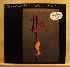 REAL-LIFE-Heartland-Vinyl-LP-Send-me-an-Angel-Top-Rare-Italo-Disco-Pop