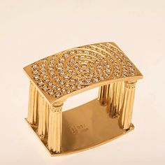 Tosca Ring 1,34ct 18k gold