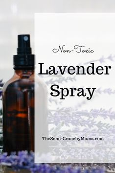This non-toxic and aromatic air freshener is great for spraying on clothing, couches, pillows and beds. Lavender helps to calm and de-stress. #lavender #lavenderfields #airfreshener #nontoxicliving #ecofriendlyliving #ecofriendlyideas #nontoxichome #frugaltips