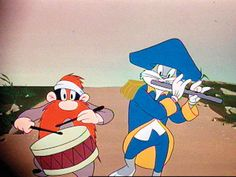 porky the pig cartoons from the 60's   ... Porky Pig, Yosemite Sam and Elmer Fudd. (AP Photo/Warner Home Video