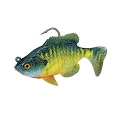 Northland Mini Live-Forage Swimbait - Bluegill
