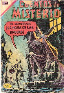 CUENTOS DE MISTERIO - AÑO X - Nº181