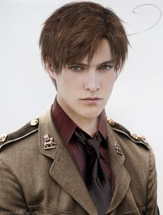 Hetalia Real Life - Romano by Mano-chan.deviantart.com on @deviantART <<<Okay, so i don't normally pin this kinda stuff but...*flails arms*...