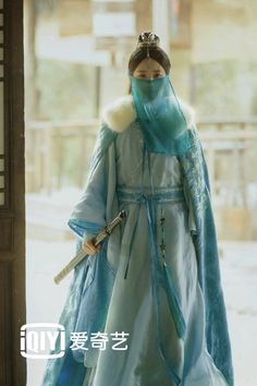 Princess Face, Face Veil, Retro Costume, Chinese Clothing, Chinese Actress, Chinese Culture, Hanfu, Chinese Style, Powerful Women