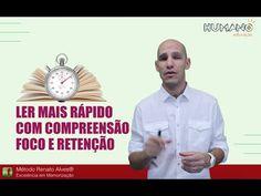 Curso de Leitura Dinâmica e memorização Método Renato Alves (Melhor do B...