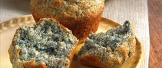 Looking for classic bread made with blue cornmeal? Then try these flavorful muffins that are ready in 40 minutes. Perfect if you love Southwest cuisine. Cornmeal Muffins Recipe, Corn Muffins, Cornbread Muffins, Flour Recipes, Baking Recipes, Cornbread Recipes, Meal Recipes, Healthy Recipes, Kitchens