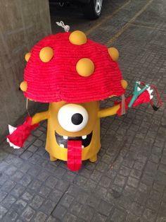 Skylander piñata by Erika Gamu #piñata