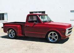 69 Chevy Stepside Pickup Truck
