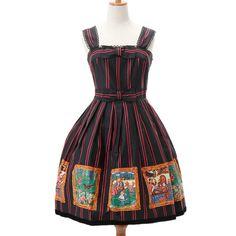 http://www.wunderwelt.jp/products/detail5009.html ☆ ·.. · ° ☆ ·.. · ° ☆ ·.. · ° ☆ ·.. · ° ☆ ·.. · ° ☆ Fairy tale pattern dress Emily Temple cute ☆ ·.. · ° ☆ How to order ☆ ·.. · ° ☆  http://www.wunderwelt.jp/blog/5022 ☆ ·.. · ☆ Japanese Vintage Lolita clothing shop Wunderwelt ☆ ·.. · ☆ # egl