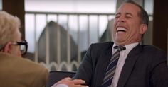 Jerry Seinfeld was almost brought to tears during his interview with Jiminy…