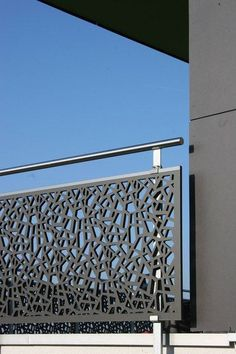 restaurant balustrade ideas industrial - Google Search