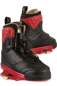 Liquid Force Wing Boots 2012