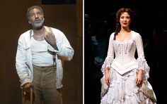 Norm Lewis and Sierra Boggess to Take Over 'Phantom' Leads on Broadway