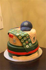 11 Best Boy Scout Cake Ideas Images
