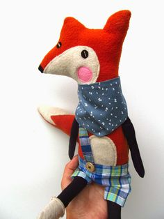 fox design by agatownik