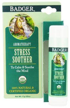 Badger - Stress Soother Balm Stick (bestseller)