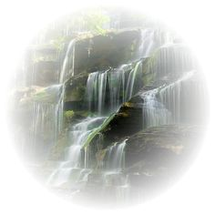 Mes tubes paysage transparent ❤ liked on Polyvore featuring backgrounds, water, tubes, waterfalls, art, effects and scenery