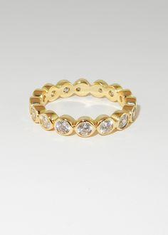 Melanie Auld AFLA Eternity Ring
